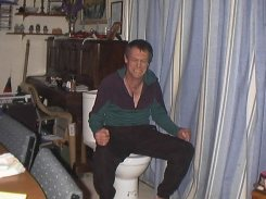 Rob on the Throne